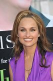 Giada De Laurentiis Stock Photography