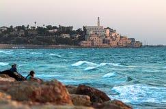 Giaffa, Israele. immagine stock