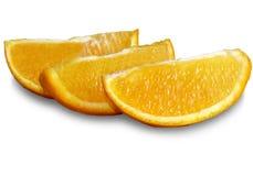 Giallo arancione Fotografie Stock Libere da Diritti
