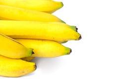 Giallo della banana Fotografie Stock