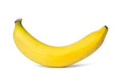 Giallo della banana Immagini Stock Libere da Diritti