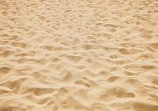 Giallo sabbia Fotografie Stock Libere da Diritti