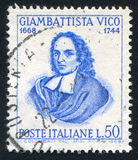 Giambattista Vico Royalty Free Stock Photography