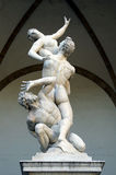 Giambologna's sculpture-Italy Stock Images