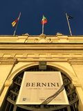 Gian Lorenzo Bernini-` s Ausstellung in Rom, Galleria Borghese Lizenzfreies Stockfoto