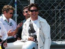 Giancarlo Fisichella. At Montecarlo (Monaco) after the Grand Prix 2005 Stock Photography