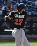 Giancarlo Stanton. Miami Marlins outfielder Giancarlo Stanton Royalty Free Stock Photos