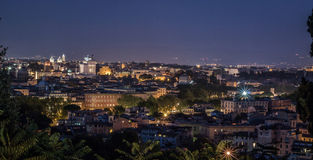 Gianicolo, Ιταλία Στοκ φωτογραφία με δικαίωμα ελεύθερης χρήσης