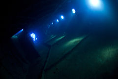 Gianis D Wreck. Egypt, Royalty Free Stock Photography