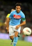 Gianluca Grava of SSC Napoli Royalty Free Stock Photos