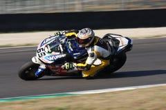 Gianluca Nannelli - Ducati 1198R - MM Racing Royalty Free Stock Photo