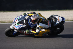 Gianluca Nannelli - Ducati 1198R - MM Racing Royalty Free Stock Photos