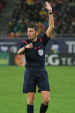 Gianluca Rocchi, football referee Stock Photos