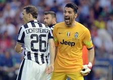 Gianluigi Buffon Stock Photo