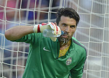 Gianluigi Buffon Royalty Free Stock Photography