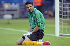 Gianluigi Buffon Stock Photo