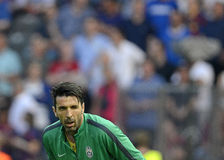 Gianluigi Buffon Royalty Free Stock Image