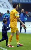Gianluigi Buffon Juvntus Turin Lizenzfreies Stockfoto