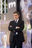 Gianni Alemanno zdjęcie royalty free
