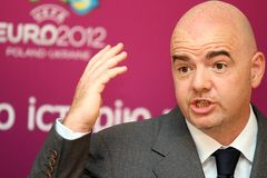 Gianni Infantino Royalty Free Stock Photos