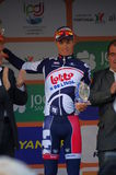 Gianni Meersman wins in Albufeira Stock Images