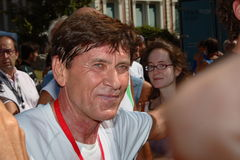 Gianni Morandi Royalty Free Stock Image
