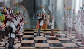 Gianni toso Glasabbildungen Stockbilder
