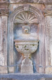 Giannotti fountain. Tuscania. Lazio. Italy. Royalty Free Stock Photography