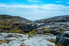 Giant& x27 υπερυψωμένο μονοπάτι του s στη Βόρεια Θάλασσα Στοκ φωτογραφία με δικαίωμα ελεύθερης χρήσης