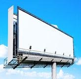 Giant Ad space for you Royalty Free Stock Image