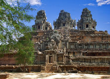 Giant of Angkor Stock Images