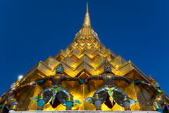 Giant At Wat Phra Kaew, Bangkok. Stock Photos