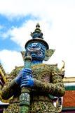 Giant. Big buddha buddhism giant statue temple thailand Royalty Free Stock Image