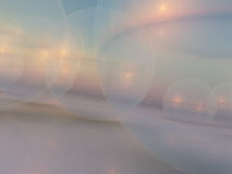 Giant Bubble Background Stock Photography