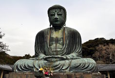 Giant Budda Statue Royalty Free Stock Photos
