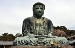 Giant Budda Statue Stock Image