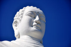 Giant buddha Royalty Free Stock Photography