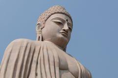 Giant Buddha. In Bodhgaya, Bihar, India Stock Photos