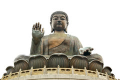 Giant Buddha Stock Photography