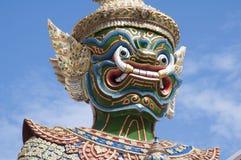 Giant Buddha. In Grand Palace, Bangkok, Thailand Stock Photos