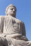 Giant Buddha. In Bodhgaya, Bihar, India Stock Photo