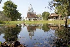 Giant Buddha of Battambang, Cambodia Royalty Free Stock Photography