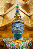 Giant Buddha in Grand Palace Royalty Free Stock Photos