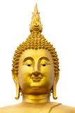 Giant buddha head Stock Image