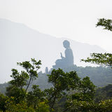 The Giant Buddha, Hong Kong Stock Photography