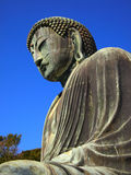 The Giant Buddha of Kamakura, Japan Royalty Free Stock Photos