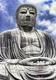 Giant Buddha in Kamakura, Japan Stock Photography