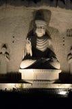 Giant Buddha at Malaysia stock image