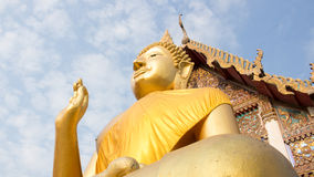 Giant Buddha, is a sacred right to be respected Stock Photos