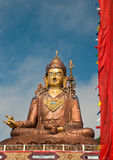 Giant Buddha statue Royalty Free Stock Photography